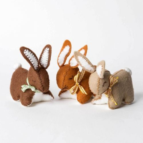 Set of 3 Bunnies